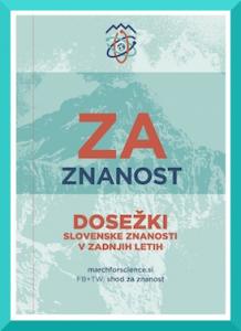 Dosežki slovenske znanosti v zadnjih letih